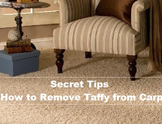 Secret Tips on Removing Taffy from Carpet