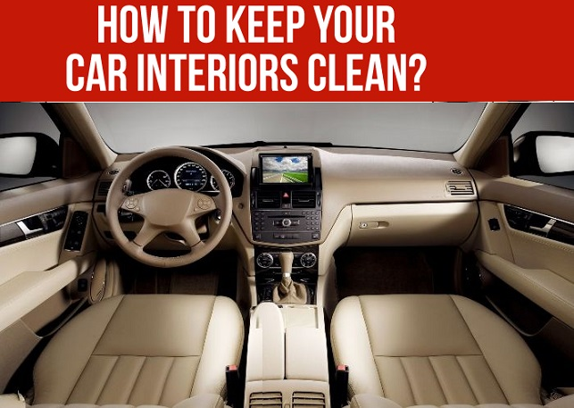 Cleaning Tips How To Keep Your Car Interior Clean Sydney Metro